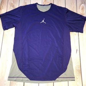 Jordan men's dri-fit fitted training top